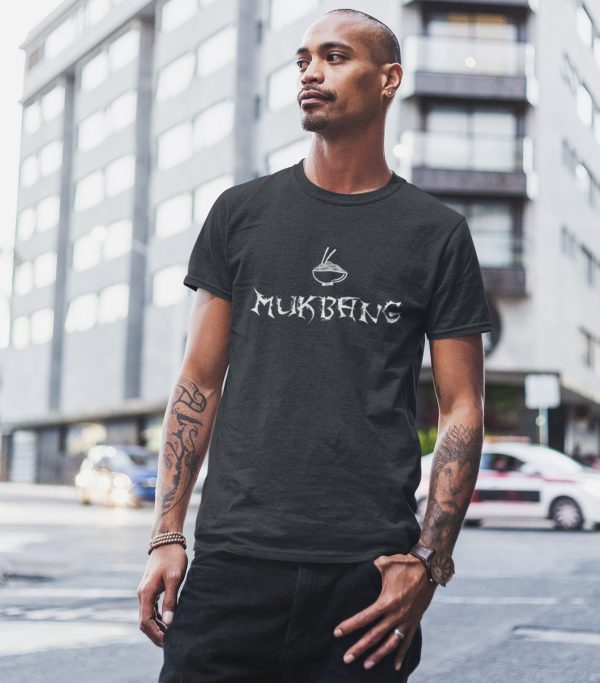 mukbang t-shirt unisex