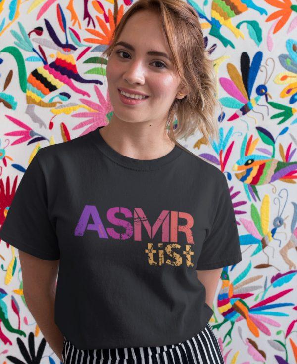 ASMRtist t-shirt unisex